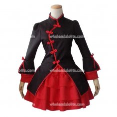 China Style Maid Put Cosplay Lolita Suit