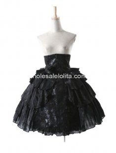Royal PYON PYON Princess Gothic Lolita Skrit