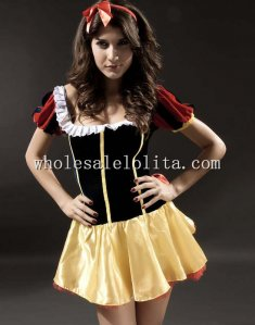 Lovely Snow White Costume