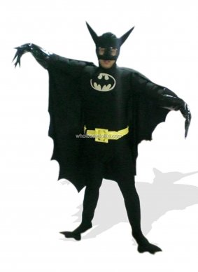 Adult Batman Mascot Costume