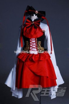 Hot Sale VOCALOID Kagamine Rin Cosplay Costume