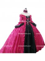 18th Century Marie Antoinette Victorian Dress Party Dress/Wedding Dress Ball Gown