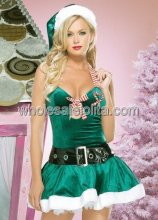 new Discounted Sexy Christmas Costume for Elf