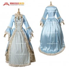 Women's Rococo Ball Gown Gothic Victorian Dress Costume