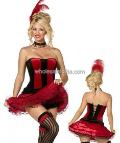 Peacock Dance Clothing Halloween Costume for Women