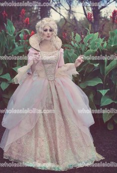 Upscale Fantasy Costume Fairy Godmother from Cinderella Custom Gown