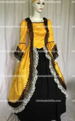 Custom Made for Alexandra Noailles (United States)18th Century Theme Dress Marie Antoinette Period