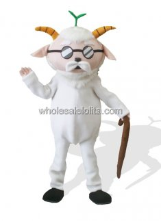 Popular Chinese Cartoon Slow Goat Costume