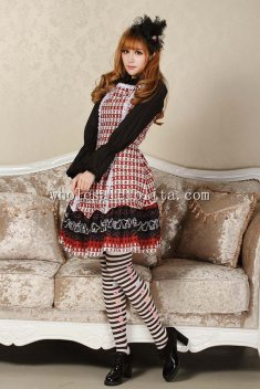 Halloween Little Demon Lolita Dress for lolita Dress Up Party