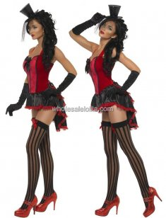 European Royal Court Corset Tuxedo Sexy Vampire Queen Costume