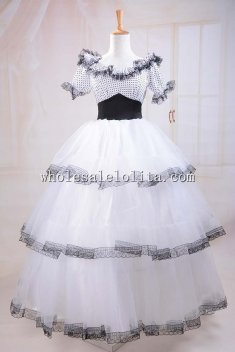 Southern Belle Costume Victorian Dress Adult Costumes for Women Civil War Gown Ball