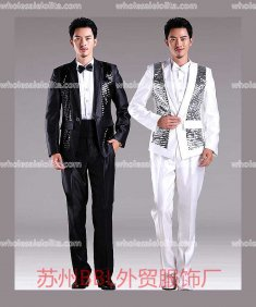White/Black Mens Prince Palace Suits Mens Vintage Costume
