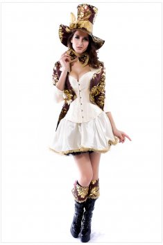 Gorgeous Sexy Pirate Halloween Costume for Women