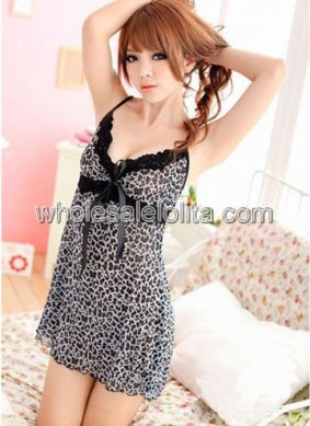 new Hot Sale Leopard Sexy Chemise