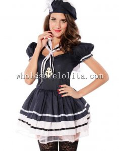 Lovely Sailor Dress for Women