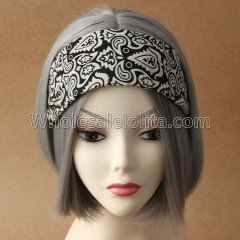 Fashion Men and Women Wide-brimmed Headscarves