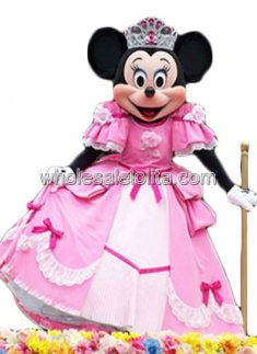 Adult Mickey Mouse Halloween Costume