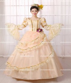18th Century Rococo Style Marie Antoinette Inspired Prom Dress/Evening Dresses