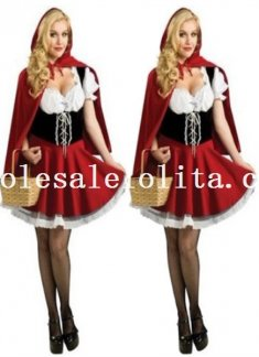 Disney Little Red Riding Hood Costume