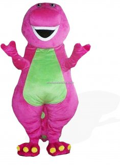 Funny Adult Dragon Mascot Costume