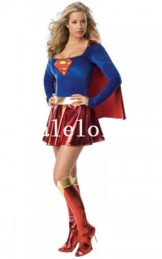 Cool Super Woman Costume