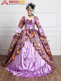 Victorian Elegant Ball Gowns | Victorian Renaissance Dress Wedding Ball Gown Prom Dresses