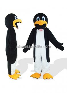 Slimming Adult Penguin Costume