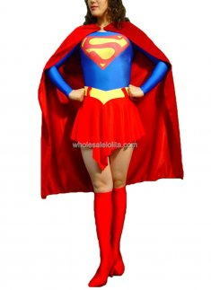 Trendy Hot Sale Supergirl Costume for new Halloween