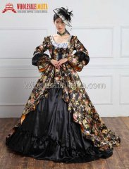 18th Century Marie Antoinette Masked Ball Victorian Costume Renaissance Dresses For Sale