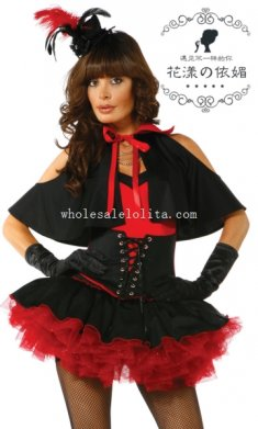 Seduce Adult Vampire Halloween Costume Fancy Ball Dress for Women