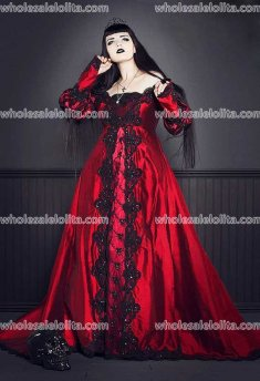 Ever After Fantasy Medieval or Princess Custom Gown Silk or Velvet