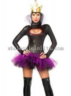 Evil Queen Costume Tight Fitting Skirt
