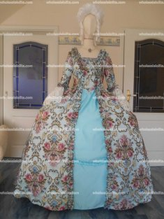 Our Christine Custom Made Marie Antoinette Dresses