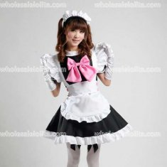 Dining Hall Maid Put Lolita Cosplay Stage Costume