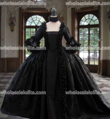 Hot Sale 18th Century Marie Antoinette Victorian Ball Gown