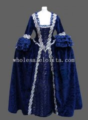 Custom Made Europe Royal Court CARNIVAL OF VENICE Event Masquerade Costume