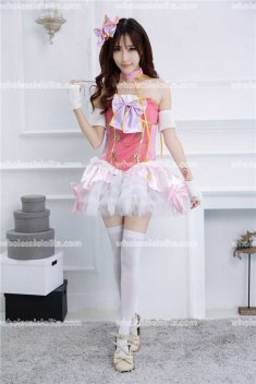 Cute Lolita Cosplay Stage Party Dress