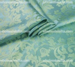High-End Jacquard Silk Fabric 2 Colors