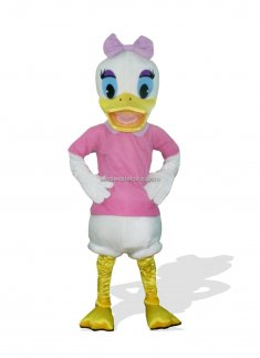 Female Donald Duck Costume for Adult