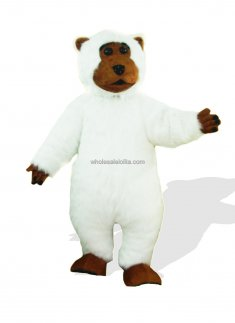 Big Mane Adult Bear Costume