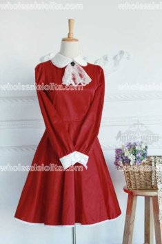 Vintage Magical Girl Hepburn Style Dress