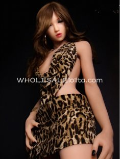 Lifelike Fan Bing Bing Full Body Silicone Semi-solid Inflatable Sex Doll, 160cm Tall, Can Shake Like Human