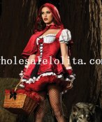 Fairytale Little Red Riding Hood Halloween/Christmas Costume