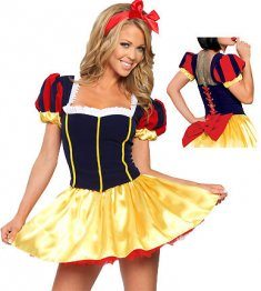 Classic Disney Snow White Adult Costume