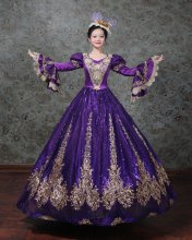 Marie Antoinette Victorian Dress Prom Gown Victorian Ball Costumes Theatre Clothing