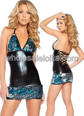 Top Seller PU Cool Sexy Bustiers