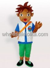 Wholesale Diego Costume Adult Mascot