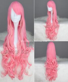 VOCALOID Ruka Anime Cosplay Wig