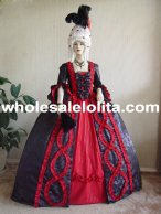 Georgian Period Marie Antoinette Style Gown