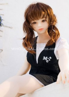 Mimic 1:1 Semi Solid Blow Up Sex Doll, Full Body Silicone, Can Shake and Make Real Voice